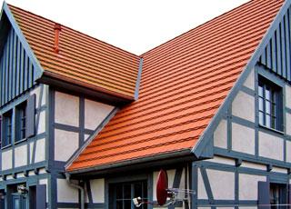 Neubau Fachwerkhaus in Potzlow